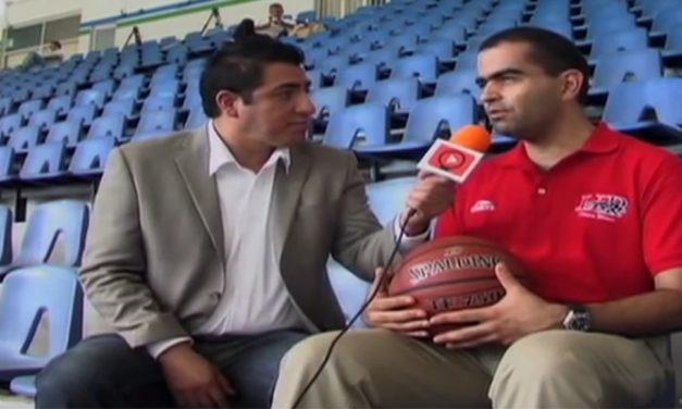 Entrevista con el entrenador Yair Olano de la UP