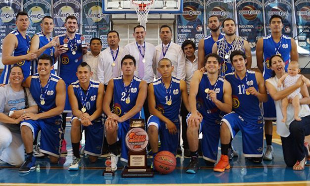 ITESM Hidalgo es el nuevo campeón nacional universitario