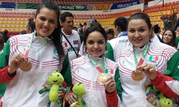 Lara, Ascencio y Sánchez ganan el bronce en Juegos Centroamericanos