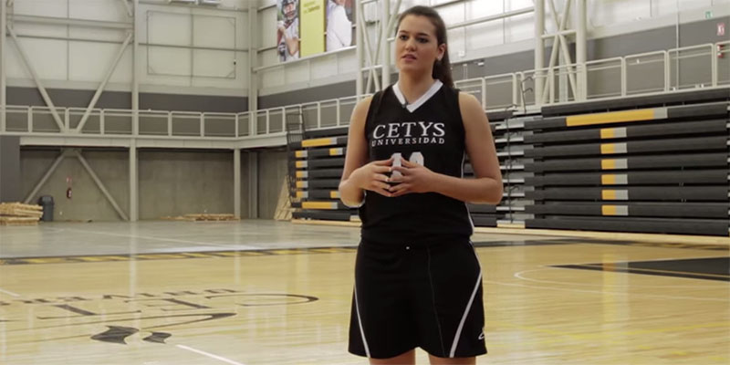 Myriam Lara Ackerman, sobresale en CETYS Universidad