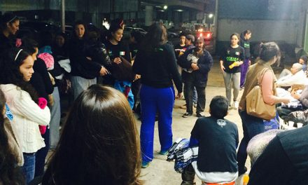 La Preselección Mexicana apoya a personas vulnerables al frío