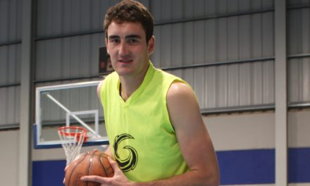 Israel Gutiérrez, una promesa muy seria del basquetbol
