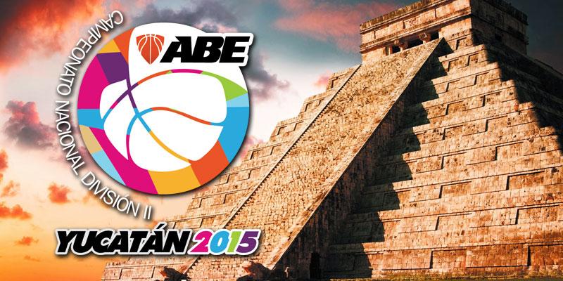 Yucatán se encuentra listo para el inicio de las finales en la División II.