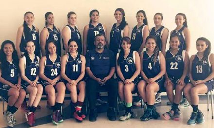 Listo el roster del ITESM Guadalajara para el Ocho Grandes