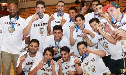 Los Aztecas de la UDLAP consiguen el trofeo de campeón
