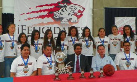 Las Tigresas Blancas regresan a casa con el título de la Liga ABE