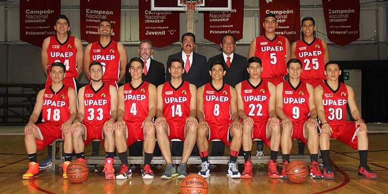 UPAEP va por el campeonato en el Ocho Grandes