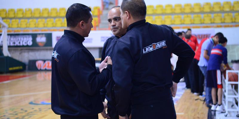 La ABE convoca a los cursos de certificación y clasificación de arbitraje para la temporada 2015-16