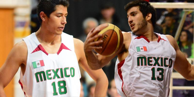 Fabián Jaimes y Jonatan Machado convocados a la Preselección Mexicana de cara al Campeonato FIBA Américas 2015