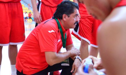 Javier Ceniceros aporta su experiencia a la Selección Mexicana en los Panamericanos
