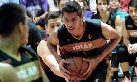 Fabián Jaimes comparte su experiencia como novato en el basquetbol profesional