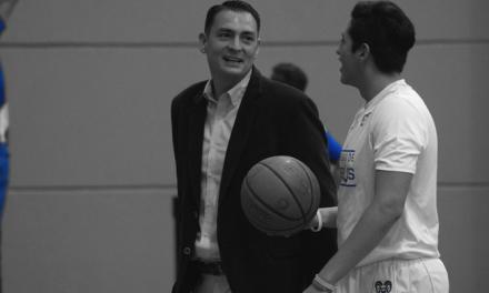 Sergio Molina hace un recuento de su estancia como entrenador en el Tec Hidalgo