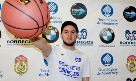 «Voy a dar todo para clasificar a los Ocho Grandes y después buscar el campeonato»: Austreberto Tona