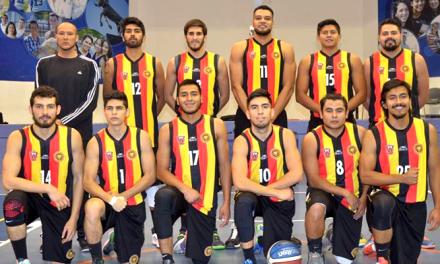 Los Leones Negros de la UDG se preparan para el Campeonato Nacional en León