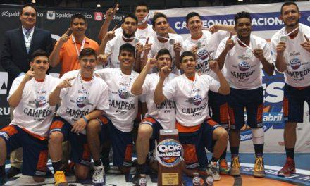 Los Gallos del CEU son los campeones del basquetbol universitario en México
