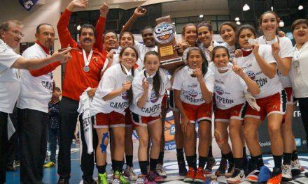 UPAEP campeón femenil de los Ocho Grandes Toluca 2016