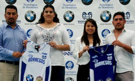 Las Borregas del ITESM Hidalgo presentaron refuerzos