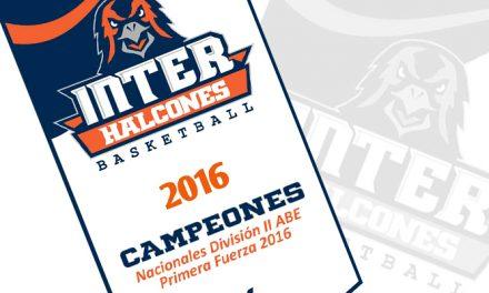 La Universidad Interamericana develó su pendón como campeón de la División II