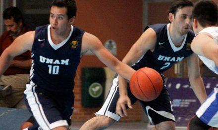 Bernardo Williams y Esteban González serán los capitanes de la UNAM