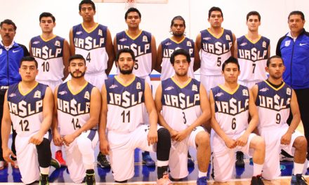 Regresa la UASLP al basquetbol estudiantil de la ABE