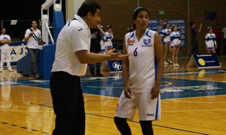 """""""La exigencia en los entrenamientos y un buen ritmo de juego es lo que nos puede ayudar a seguir invictas"""":  Gladys Ávila"""