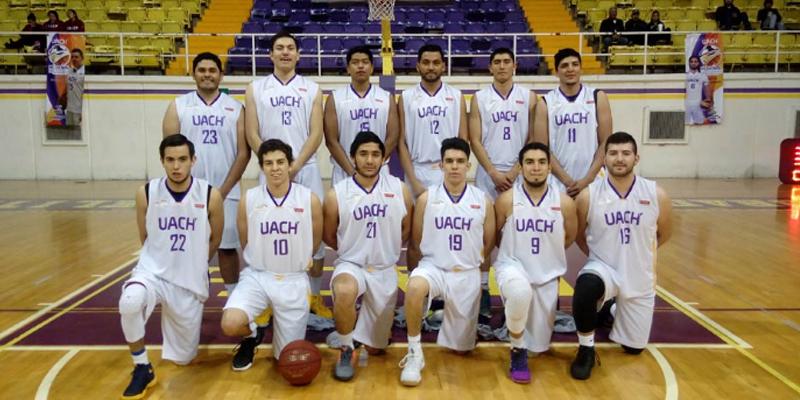 Los Dorados de la UACH derrotaron a las Águilas UPAEP