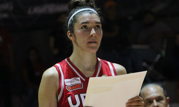 Laura Nuñez es nombrada la Jugadora Más Valiosa de los Ocho Grandes 2017