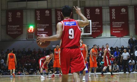 «Hoy en día todo lo que tengo es gracias al basquetbol»: Iván Montano