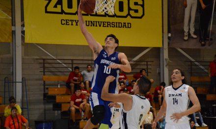 El Tec Santa Fe y Anáhuac Xalapa avanzan a semifinales