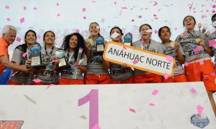 La Universidad Anáhuac México Norte es campeona de la División II