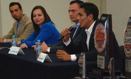 Los Borregos Tec Hidalgo presentaron su título de Liga ABE 2017