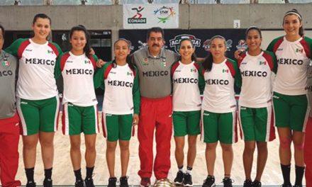 Integrantes de la Liga ABE son la base de la selección mexicana en el Centrobasket 2017