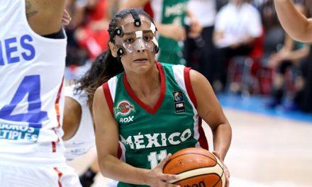 Grata revelación de Michelle Pardo con la selección mexicana mayor