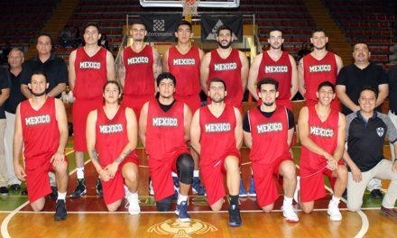 La selección mexicana universitaria finalizó su gira de preparación por Chihuahua