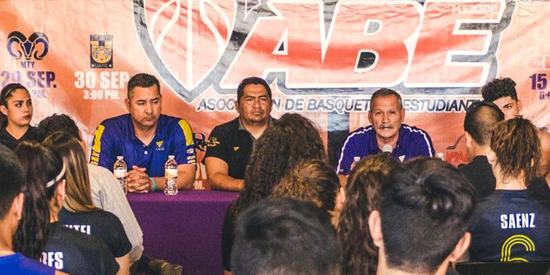 """""""La UACH enfrenta al mejor torneo de basquetbol del país"""": Ángel Ortiz"""