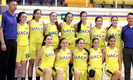 Adelitas UACH con debut de ensueño en la Temporada 2017-18