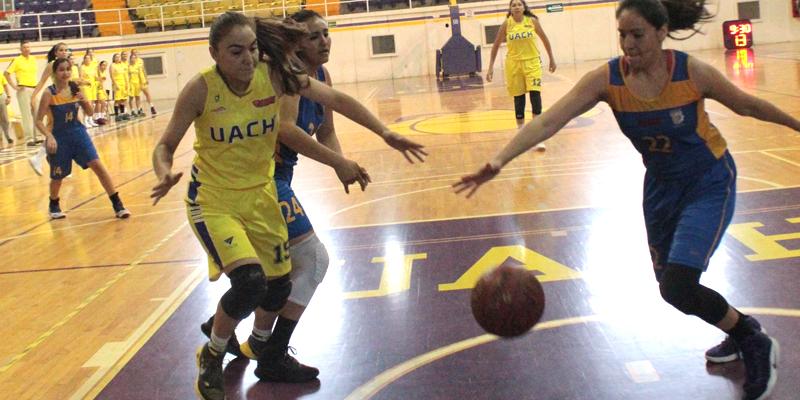 Adelitas y Dorados pierden en casa ante la UANL