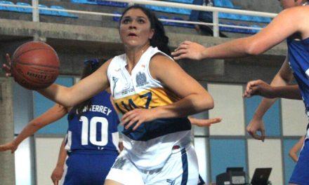 Las Tuzas UAZ conquistan su primera victoria de la temporada