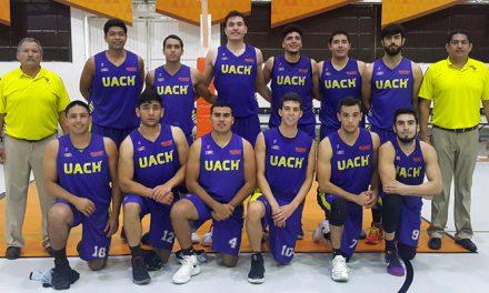 Los Dorados UACH lucieron de visita en Pachuca y Xalapa