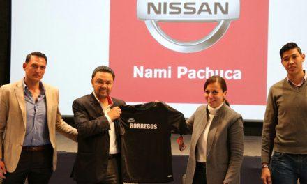 Los Borregos del Tec Hidalgo presentaron nuevo patrocinador