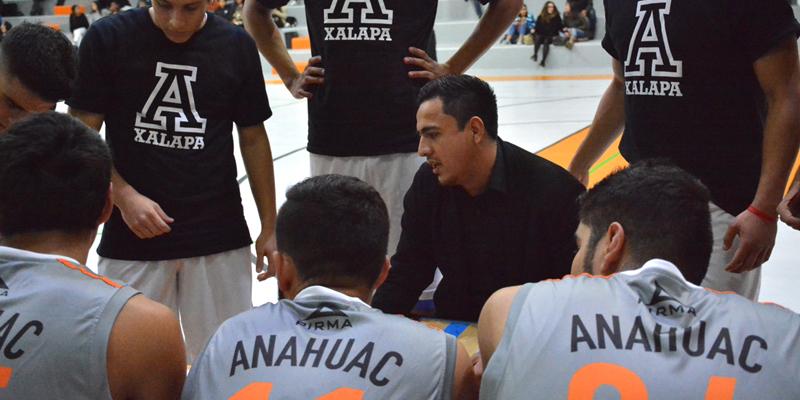 Anáhuac Xalapa será anfitrión del Tec de Monterrey y Tigres de la UANL