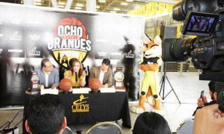 Promete Campeonato Ocho Grandes 2018 ser evento de excelencia