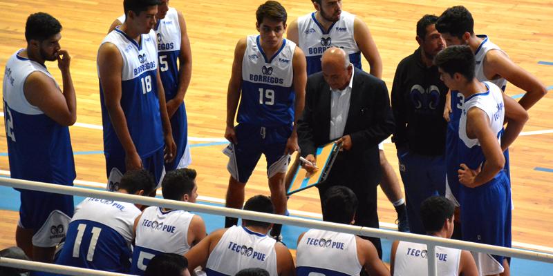 Cuatro equipos buscarán el campeonato de la Conferencia Centro-Oriente Varonil