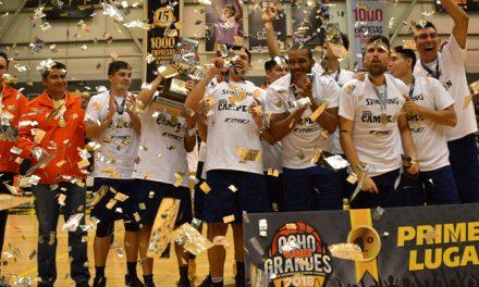 CEU de Monterrey consigue su segundo campeonato en la Liga ABE