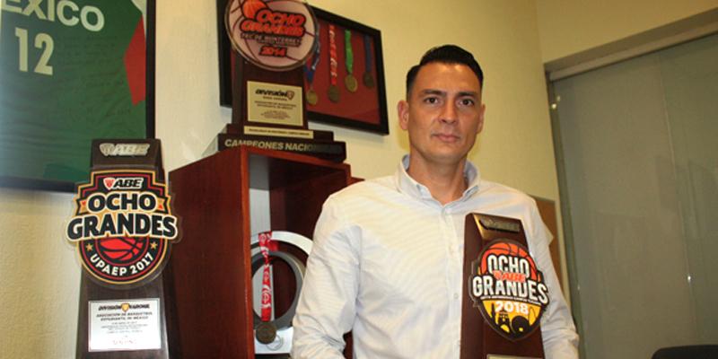"""""""Estoy bastante satisfecho porque ha sido una de las mejores temporadas del Campus Hidalgo"""": Sergio Molina"""