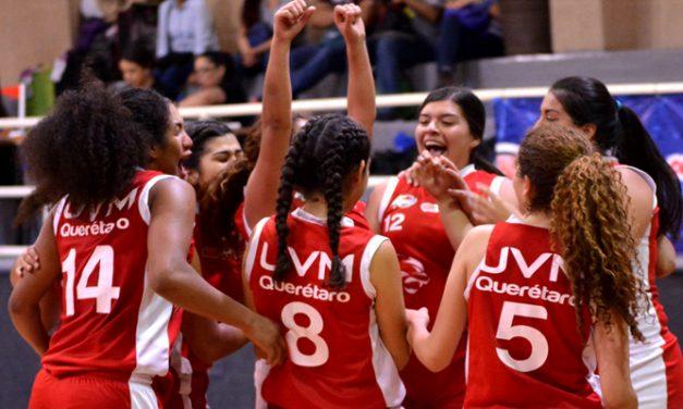 UVM Querétaro se corona campeón de la División II