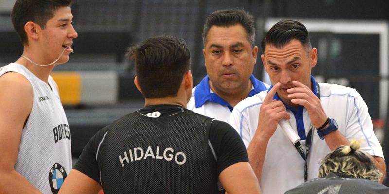 Los Borregos Hidalgo buscarán otras opciones para las prácticas en línea