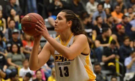«Tenemos talento en el básquetbol universitario femenil»: Myriam Lara