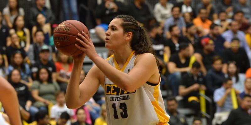 """""""Tenemos talento en el básquetbol universitario femenil"""": Myriam Lara"""