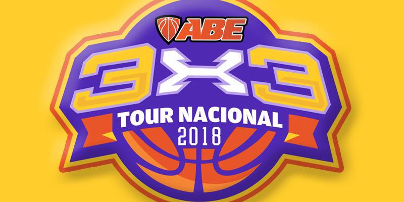 Convocatoria al Tour Nacional ABE 3×3